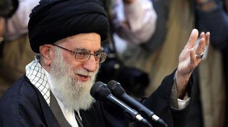 Iran's supreme leader Ayatollah Ali Khamenei mocks USA democracy