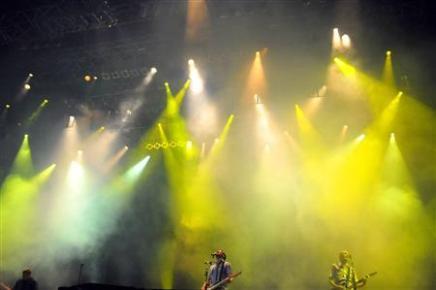 Sziget Festival Rocks On In Budapest Naharnet