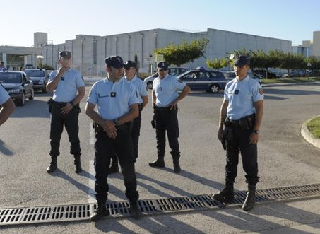 Israeli Consulate in Marseille in Hoax Bomb Threat — Naharnet