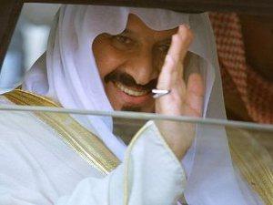Saudi Crown Prince Sultan Dies