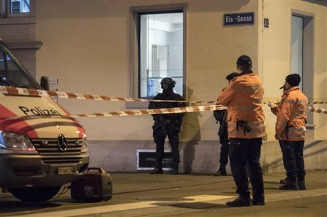 Three Hurt in Shooting at Muslim Prayer Hall in Switzerland