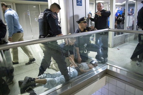 16 injured in NYC Penn Station stampede after false reports of gunshots