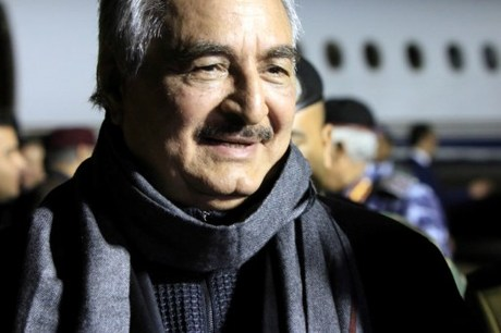 Libya crisis: Rival governments commit to ceasefire