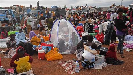 1 million South Sudan refugees now in Uganda, UN says