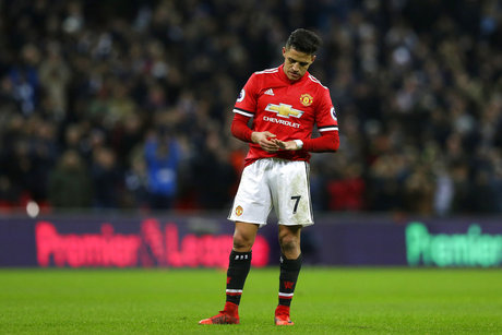 competitive price 8932e 872df Man Utd's Sanchez Accepts Suspended Spanish Sentence for Tax ...