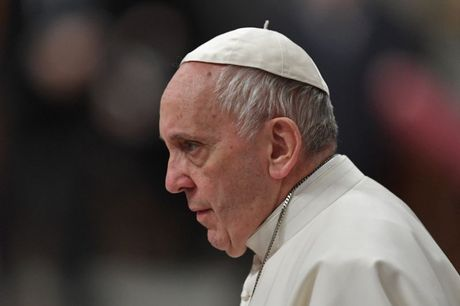 Pope to meet sexual abuse victims during Ireland trip, Vatican says