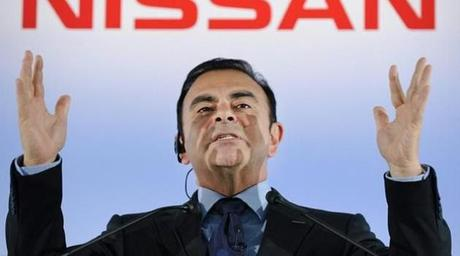 Nissan ousts Ghosn as chairman after arrest