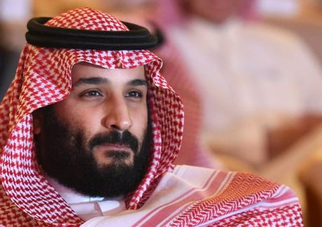 Saudi Arabia's MBS arrives in Bahrain in latest leg of Arab tour