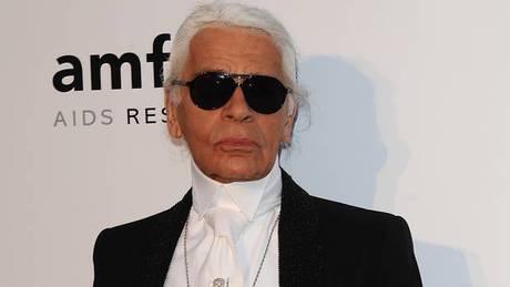 Fashion Designer Karl Lagerfeld Dead Naharnet