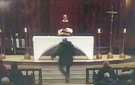 Claude Grou, Catholic priest at St
