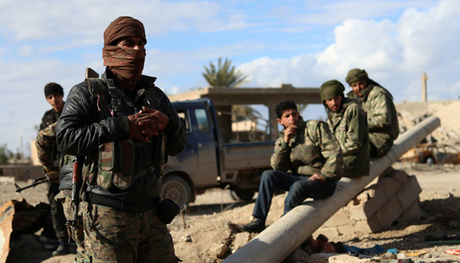 Syrian group wants global tribunal for IS detainees