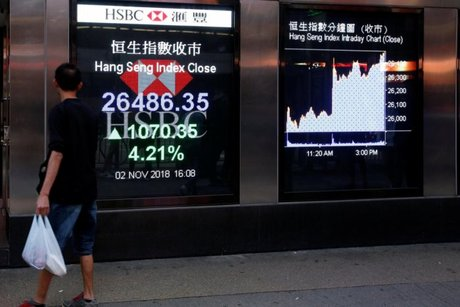 Asian Markets Drift as Investors Eye Start of Earnings Season — Naharnet