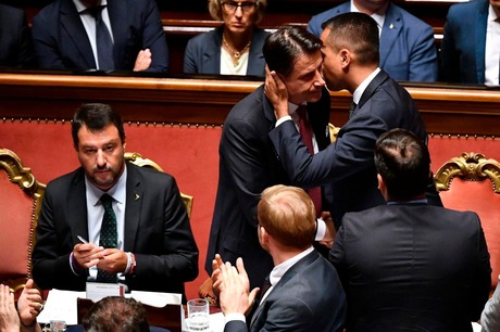Italian ministers known: independent succeeds Salvini
