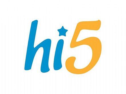 Hi5 login facebook