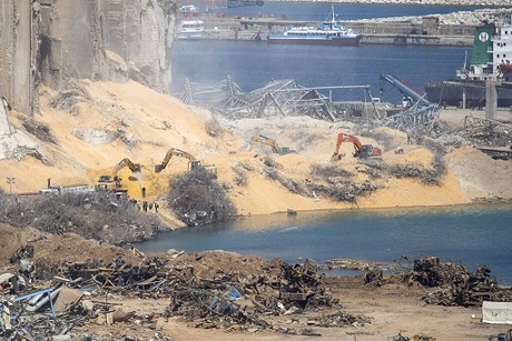 Beirut still reels from cataclysmic explosion, one week on
