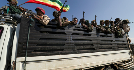 Ethiopian government troops push towards Tigray capital, rebuff mediation