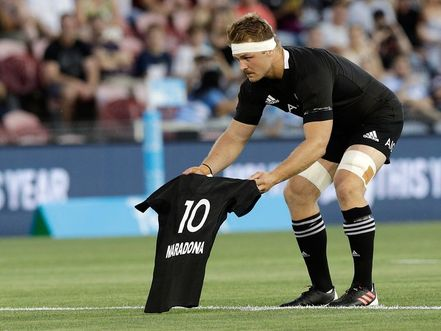 All Blacks exact their revenge against Argentina
