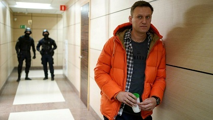 Top ally of Russian opposition leader Navalny detained by state police