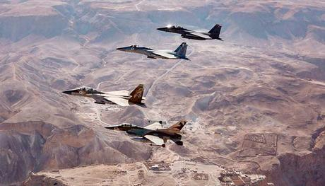 Israeli warplanes strike Syria, kill 4