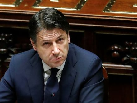 Italy PM to quit on Tuesday, seeking new government