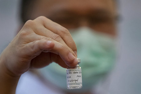 UK regulator: People should keep getting AstraZeneca shots