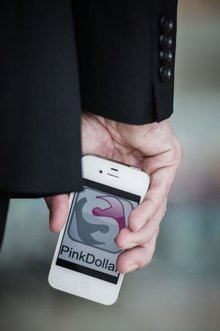 Paul Ramscar Believes His Pink Dollar Is A Lot More Than Just Another Snippet Of Smartphone It Social Changer That Will Help End