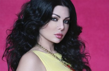 Haifa Wehbe Splits from Husband after Four-Year Marriage — Naharnet