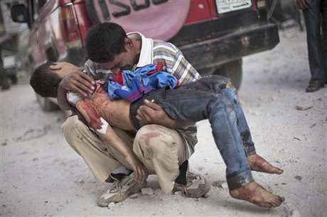 Syria Says Rebels Using Chemical Weapons, Opposition Denies — Naharnet
