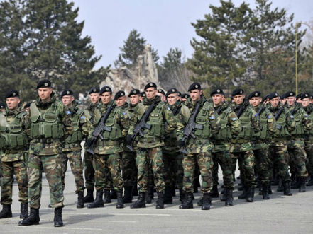 Serbia Charges Two Army Officers with Kosovo War Crimes — Naharnet